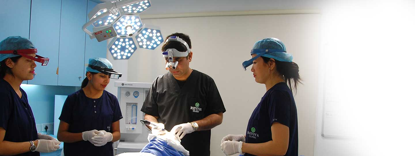 Why is Reviva Clinic a Prime Destination for Hair Transplant in India?