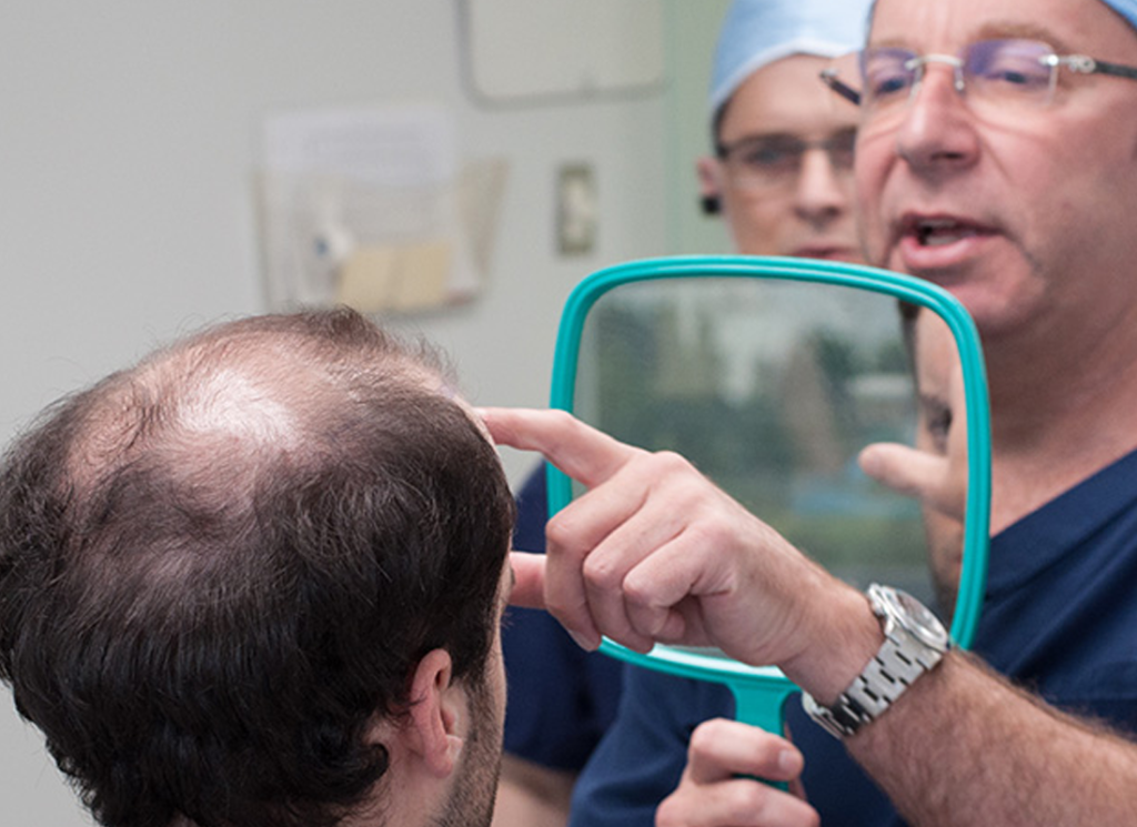 The Economics of Hair Transplant